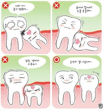 how to help tooth pain from spacers