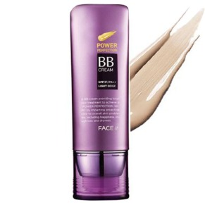 Face shop s magic cover bb cream and one step bb cleanser for Bb shopping it