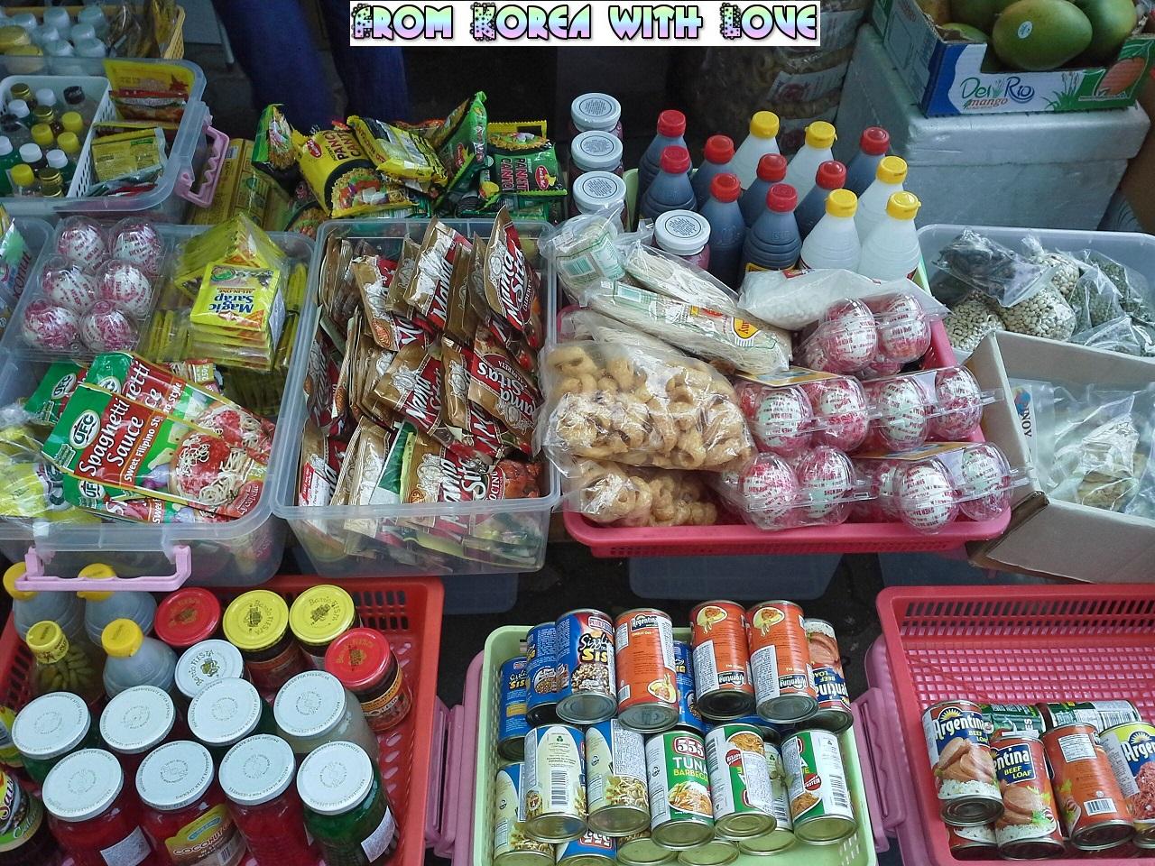 Filipino Food From Korea With Love