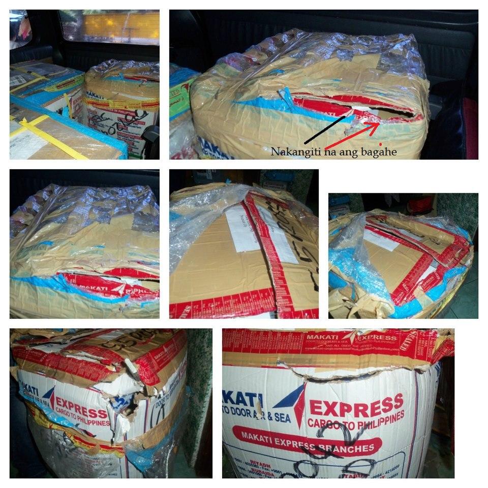 Sending Balikbayan Box From Korea Through Lbc Koreabridge